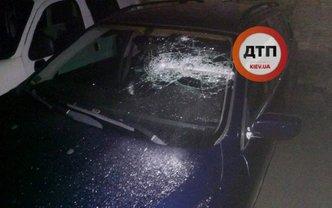 В Киеве обстреляли авто и похитили мужчину: в полиции рассказали подробности (фото) - фото 1