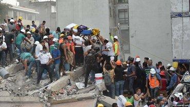 Мексика пережила страшное землетрясения 19 сентября: число жертв растет - фото 1