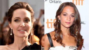 Кинофестиваль в Торонто: Анджелина Джоли и Алисия Викандер - фото 1