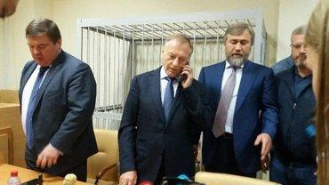 Суд арестовал Лавриновича - он уже в СИЗО - фото 1