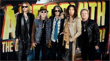 Aerosmith отменили концерты из-за болезни Стивена Тайлера - фото 1