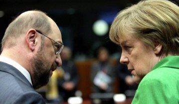 Выборы в Германии 2017: Шульц и Меркель яляются лидерами предвыборной гонки в парламент - фото 1
