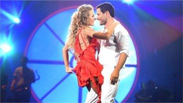 Танці з зірками 2017: Алена Шоптенко и Ахтем Сеитаблаев - фото 1