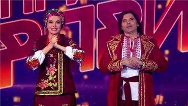 Ольга Сумская с мужем Виталием Борисюком - фото 1