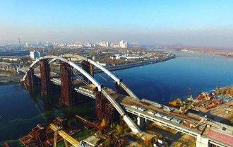 Подольский мост давно стал долгостроем - фото 1