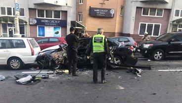Центр Киева вновь предстал место кровавых преступлений - фото 1