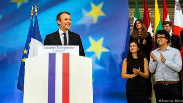 Макрон выступил с инициативой реформы ЕС - фото 1