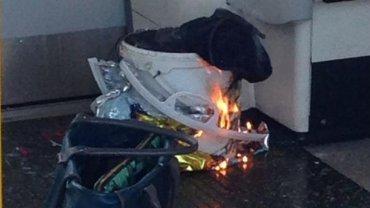 По предварительным данным, в вагоне метро Лондона взорвалось ведро - фото 1