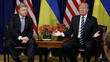 Порошенко и Трамп встретились в Нью-Йорке - фото 1