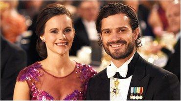 Принцесса София и принц Карл Филипп - фото 1
