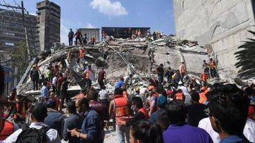 В Мексике землетрясение магнитудой 7,1 - фото 1