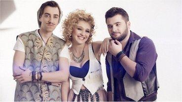 Победители Новой волны 2017 - трио Doredos (Молдова) - фото 1