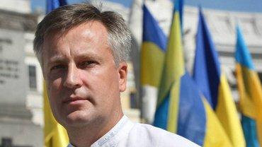 Наливайченко говорит, что не летал с Медвечуком - фото 1