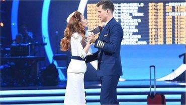 Танці з зірками 2017 2 выпуск Александр Скичко и Анна Паламаренко покинули шоу - фото 1