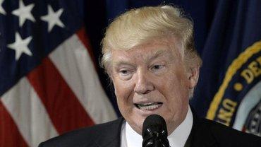 Трамп пригрозил тем, кто финансирует террористов - фото 1