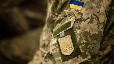 В воинской части застрелили бойца ВСУ - фото 1