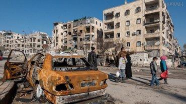 Война в Сирии разрушила миллионы судеб - фото 1