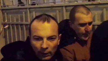Соболев устроил драку под Радой  - фото 1