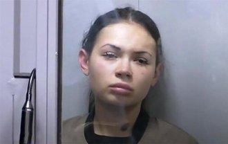 Елена Зайцева призналась патрульному, что виновна в аварии  - фото 1