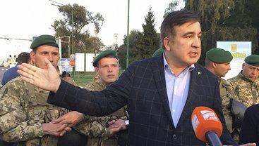 Саакашвили прорвался в Украину 10 сентября - фото 1