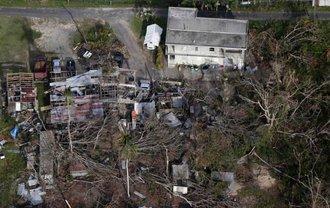 Ураган достиг Пуэрто-Рико 20 сентября - фото 1