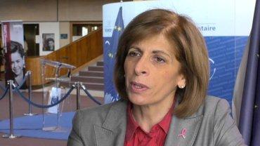СтеллаКириакидес стала новым президентом ПАСЕ - фото 1