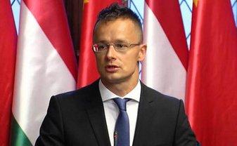 Петер Сийярто любым путем мешает Украине из-за надуманных ущемлений прав венгров - фото 1