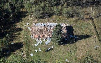 В Калиновке произошли взрывы боеприпасов на военной базе - фото 1