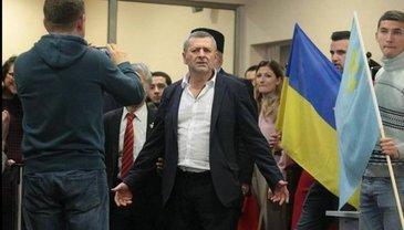 Ахтем Чийгоз и Ильми Умеров встретились в Петром Порошенко - фото 1