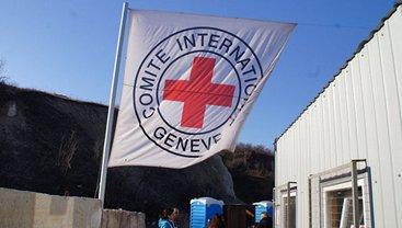 Боевики лишили мирных жителей гуманитарки от Красного Креста - фото 1