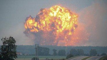 Взрывы в Калиновке начались с подземных бункеров - фото 1