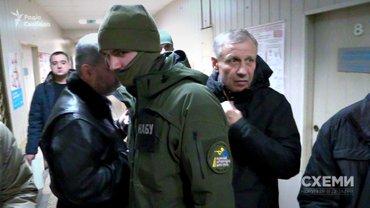 Сергей Чеботарь в больнице после задержания - фото 1