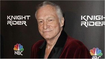 Хью Хефнер посмертно украсил обложку Playboy - фото 1