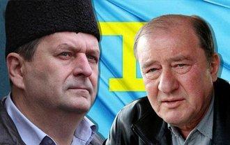 Ильми Умеров и Ахтем Чийгоз покинули оккупированный Крым - фото 1