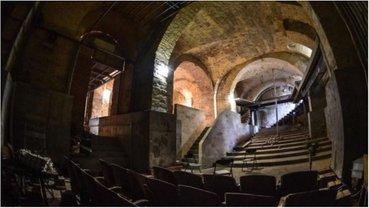Театр под землей в Одессе - фото 1