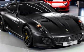 Киевлян просят найти угнанную Ferrari - фото 1