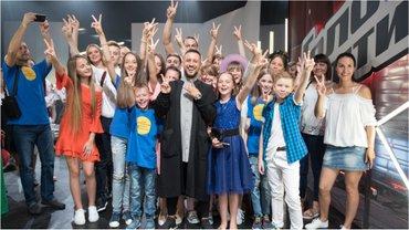 Голос Діти 4 сезон в Украине - фото 1