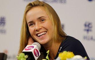Элина Свитолина выбила первую ракетку мира с Итогового турнира WTA - фото 1