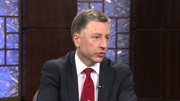 Курт Волкер поддерживает законы по Донбассу - фото 1