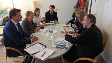 В Совете ЕС обсудили реформу образования Украины  - фото 1