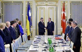 Турция и Украина подписали новый протокол - фото 1