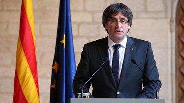 Карлес Пучдемон призвал Каталонию к сопротивлению Мадриду - фото 1