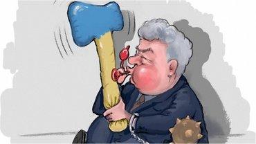 Рукоруб Порошенко - фото 1