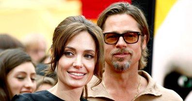 Внезапно: Анджелина Джоли предложила Брэду Питту отпраздновать Хэллоуин вместе - фото 1