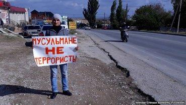 Крымчане призывают остановить насилие российских силовиков - фото 1