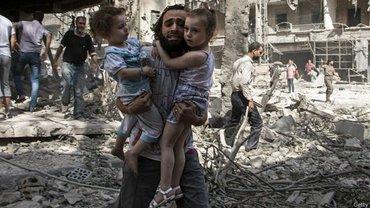 США и РФ подали свои резолюции по Сирии - фото 1