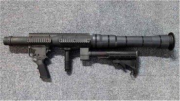 Украина закупает у американской компании гранатометы PSRL-1 - фото 1