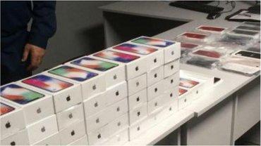 В Одессе нелегально провезли 43 Iphone X - фото 1