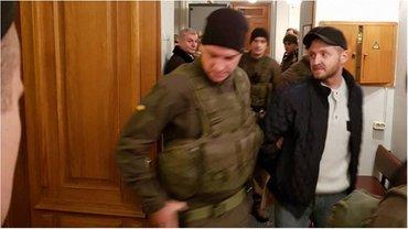 Сергія Колмогорова судять за виконання наказу - фото 1