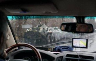 """Российскую технику перебросили к линии фронта в """"ЛНР"""" - фото 1"""